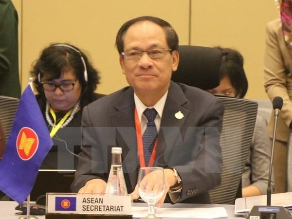 Diversidad, ventaja para el desarrollo de ASEAN hinh anh 1