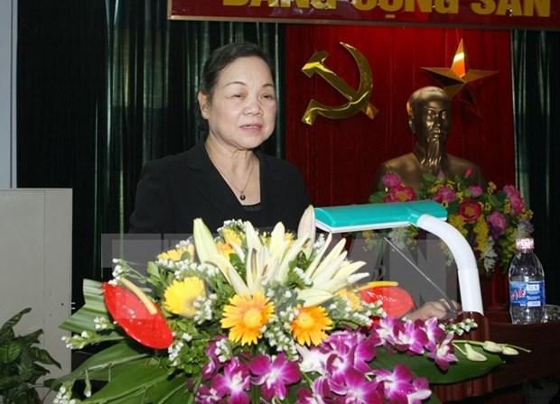 Fomentan labores de movilizacion popular para vietnamitas en Ultramar hinh anh 1