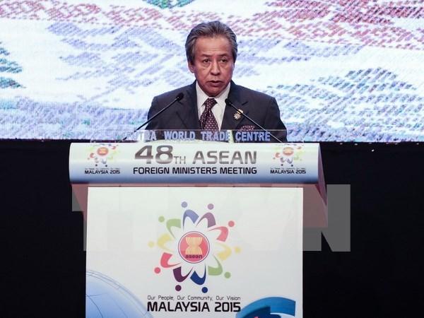 Patentizan empeno en construir una ASEAN pacifica y desarrollada hinh anh 1