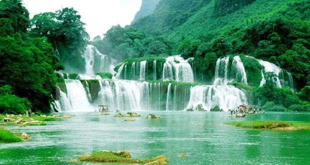 Vietnam y China dialogan sobre cooperacion en cascada de Ban Gioc hinh anh 1