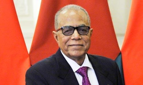 Inicia presidente de Bangladesh visita a Vietnam hinh anh 1