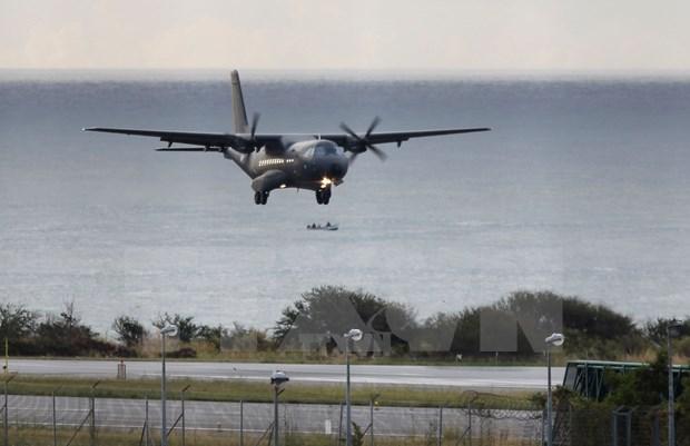 Reanuda Francia actividades de busqueda del MH370 hinh anh 1