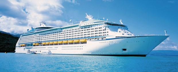Arriba crucero Voyager of the Seas a puerto Chan May hinh anh 1