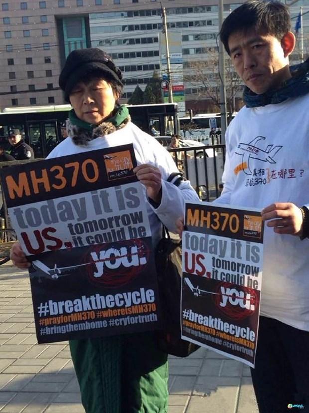 Malasia verificara restos sospechosos de MH370 hallados en Maldivas hinh anh 1