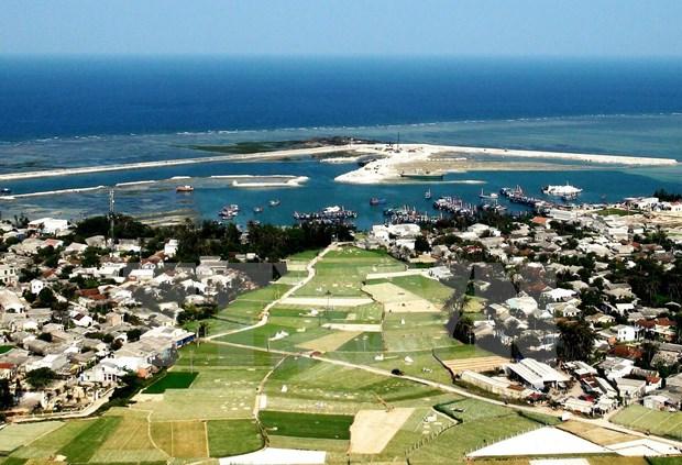 Construiran sitio conmemorativo en isla de Ly Son hinh anh 1