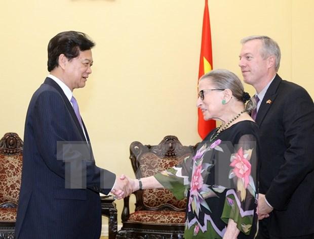 Avanza cooperacion judicial Vietnam – Estados Unidos hinh anh 1