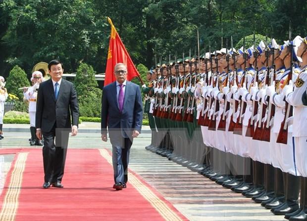Vietnam y Bangladesh elevan nexos a nueva altura hinh anh 1