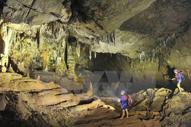 Honraran a Phong Nha – Ke Bang, patrimonio de la humanidad hinh anh 3