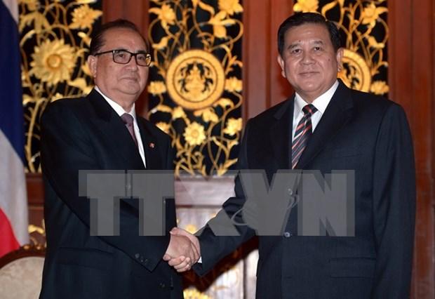 Visita Tailandia ministro norcoreano de Relaciones Exteriores hinh anh 1