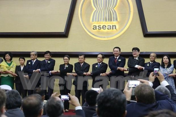 Destacan formacion de comunidad de ASEAN hinh anh 1