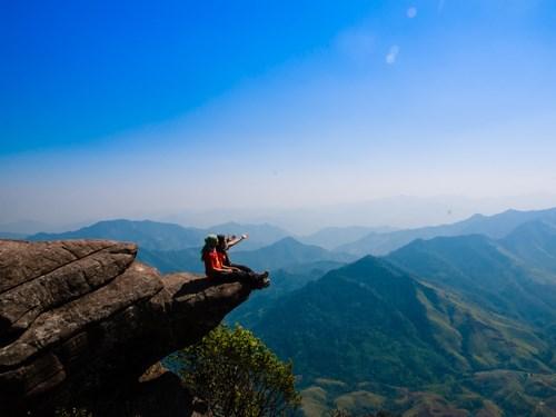 Pha Luong, cima a conquistar por los aventureros hinh anh 1