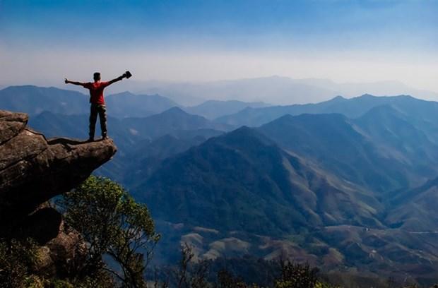 Pha Luong, cima a conquistar por los aventureros hinh anh 2