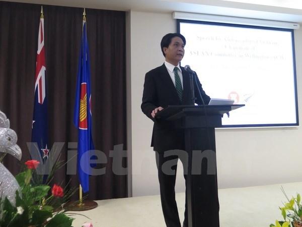 Celebran aniversario de ASEAN en Nueva Zelanda hinh anh 1