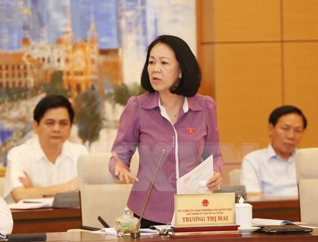 Vietnam analiza proyecto de la ley de acceso a la informacion hinh anh 1