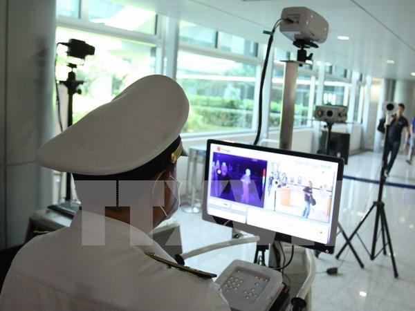 Suspenden declaracion de salud aplicada a turistas sudcoreanos hinh anh 1