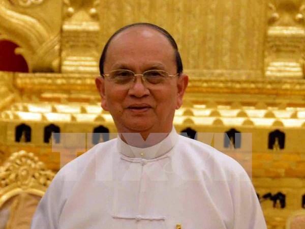Presidente de Myanmar no participara en elecciones generales hinh anh 1