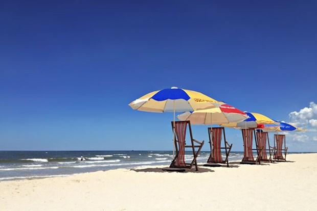 Nhat Le en topten de playas mas atractivas de Vietnam hinh anh 2