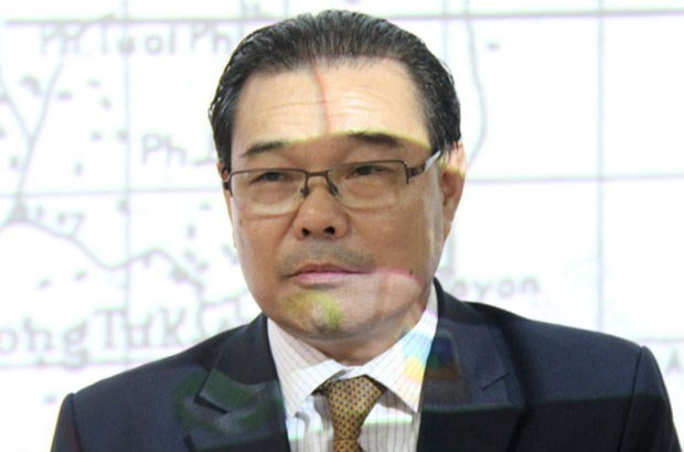 Cambodia arresta senador opositor por traicion hinh anh 1