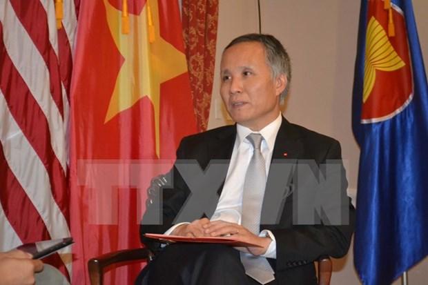 Vietnam acelera conclusion de negociaciones de TPP hinh anh 1