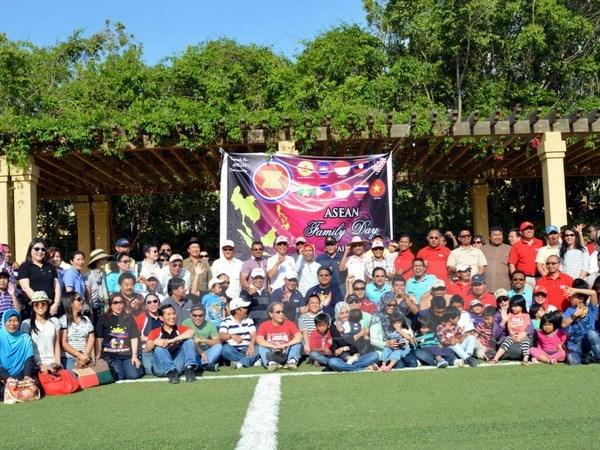 ASEAN celebra Dia de Familia en Nueva York hinh anh 1