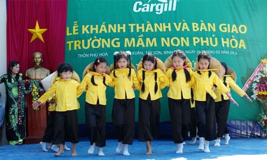 Grupo Cargill construira dos escuelas en Vietnam hinh anh 1