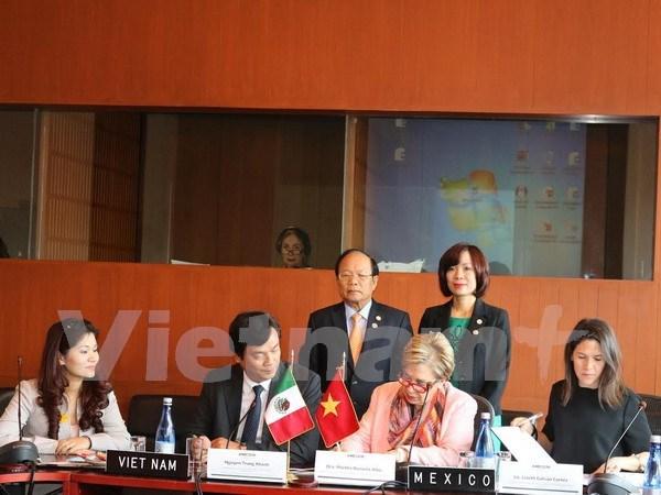 Vietnam y Mexico acuerdan impulsar cooperacion en cultura y turismo hinh anh 1