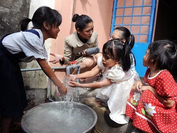 Asistencia sudcoreana en proyecto ambiental en Soc Trang hinh anh 1