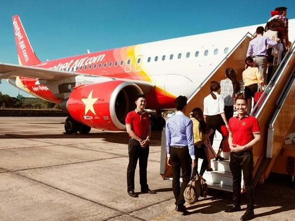 VietJet Air duplica ingresos en primer semestre del ano hinh anh 1