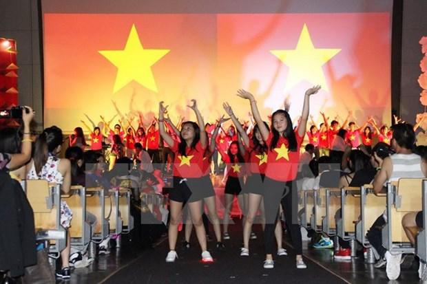 Concluye con exito campamento estudiantil en Europa hinh anh 1