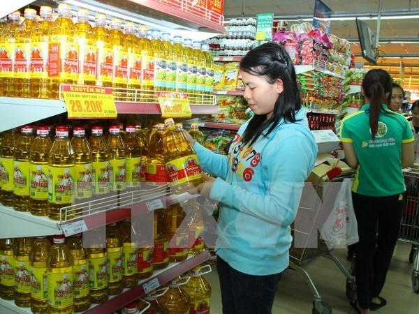 Vietnam importara 830 mil toneladas de aceite vegetal hinh anh 1