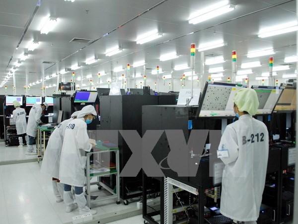 Inversion sudcoreana en Vietnam crece 82% en primer semestre hinh anh 1