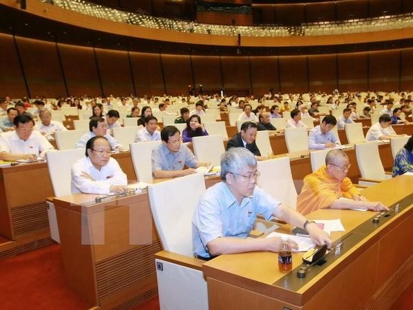 Parlamento analiza proyecto de Ley de detencion temporal hinh anh 1