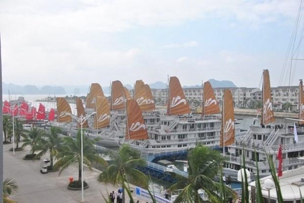 Inauguran nuevo puerto internacional en Quang Ninh hinh anh 1