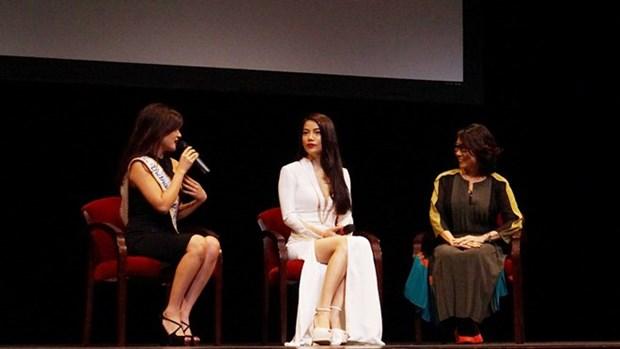 Pelicula vietnamita se corona en festival global en Estados Unidos hinh anh 2