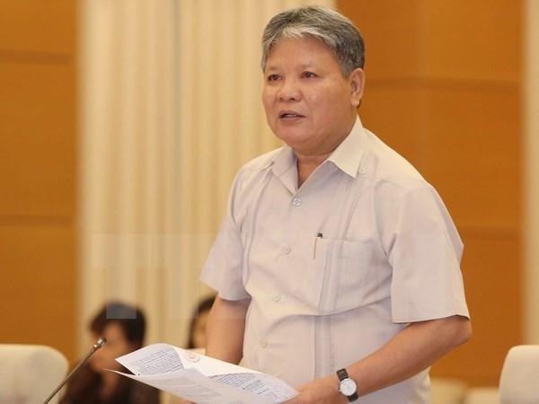 Legisladores discuten proyecto de Codigo Civil (modificado) hinh anh 1