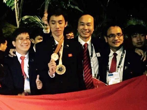 Gana Vietnam medalla en Competencia Mundial de Habilidades hinh anh 1