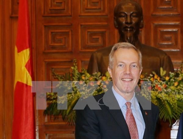 Quang Tri propone continua nexos de EE.UU. en detonacion de bomba hinh anh 1