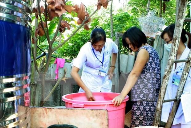 Aumentan casos de dengue en Vietnam hinh anh 1
