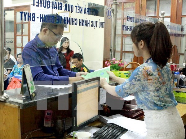 Arranca en Quang Binh proyecto de validacion de servicios publicos hinh anh 1