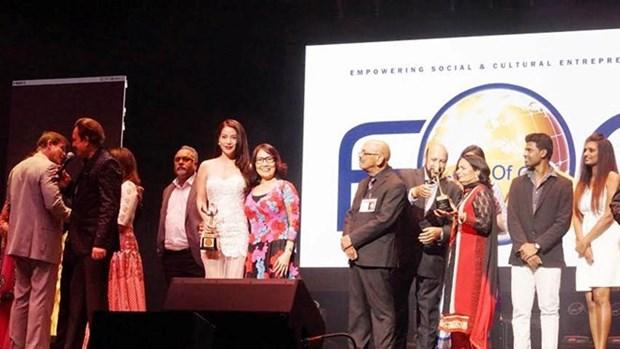 Pelicula vietnamita se corona en festival global en Estados Unidos hinh anh 1