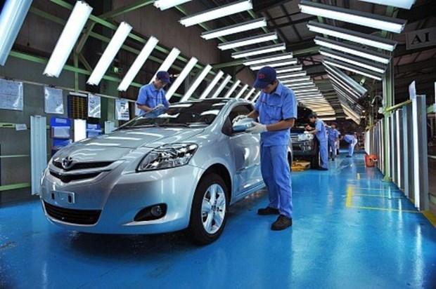 Binh Duong sobre-cumple meta inversionista anual hinh anh 1