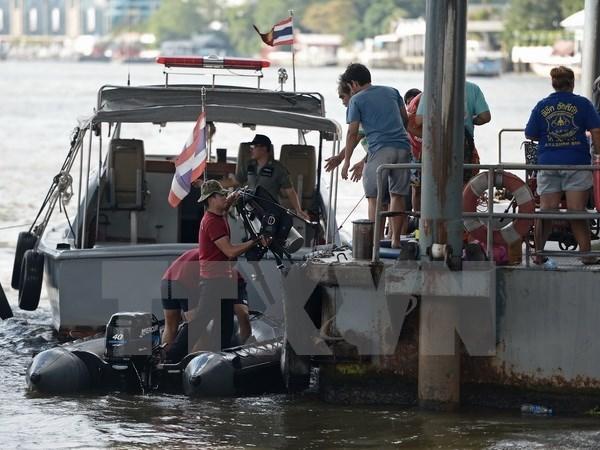 Recomiendan medidas de seguridad para vietnamitas en Tailandia hinh anh 1