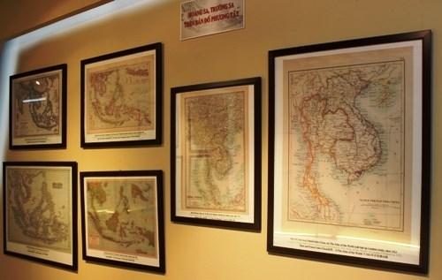 Exposicion confirma soberania vietnamita sobre territorios insulares hinh anh 1