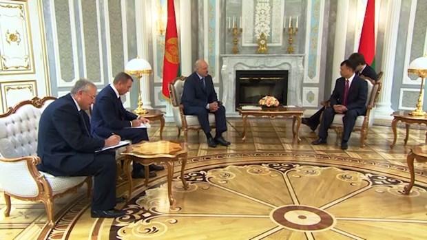 Belarus prioriza fortalecimiento de cooperacion con Vietnam hinh anh 1