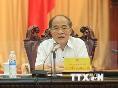 Concluye reunion de Comite Permanente de la Asamblea Nacional hinh anh 1