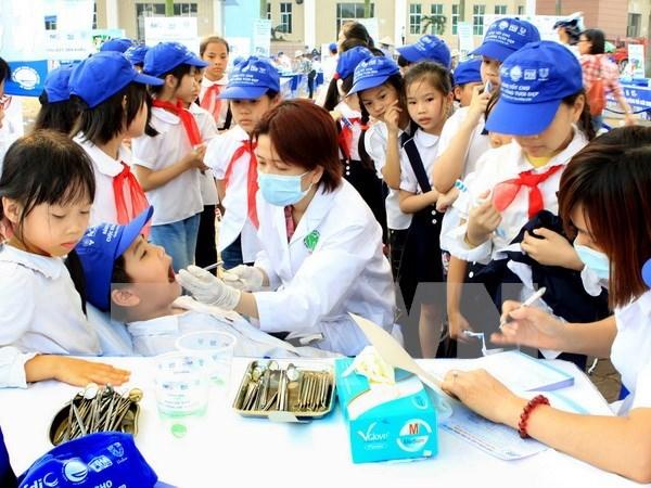 Mas del 90 por ciento de vietnamitas presentan problemas dentales hinh anh 1