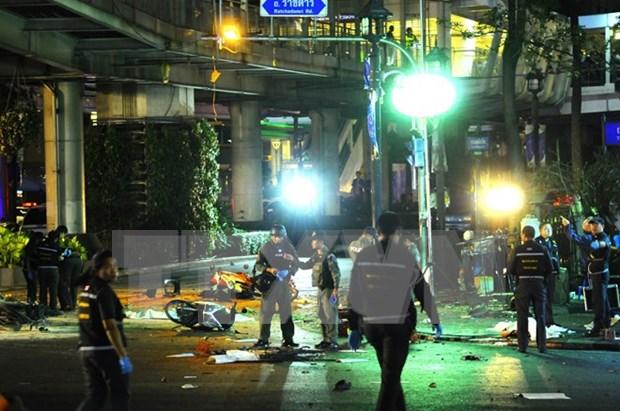 Turismo, otra victima del atentado en Bangkok hinh anh 1