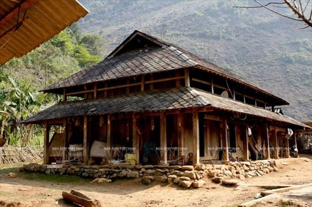 Meseta rocosa Tua Chua: belleza representativa de Dien Bien hinh anh 8