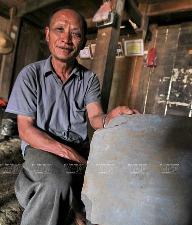 Meseta rocosa Tua Chua: belleza representativa de Dien Bien hinh anh 7