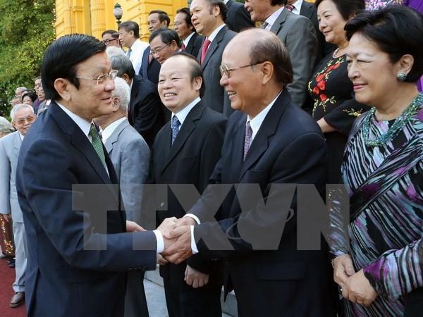 Reconocen aportes de la diplomacia a desarrollo nacional hinh anh 1